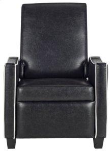 Holden Recliner Chair - Black / White