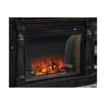 LG Fireplace Insert Infrared