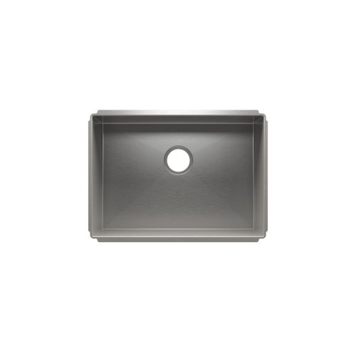 "J7® 003920 - undermount stainless steel Kitchen sink , 24"" × 17"" × 10"""