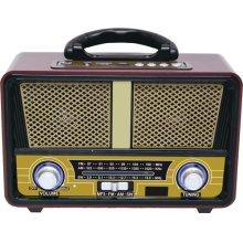 Bluetooth Am/fm/sw 3 Band Radio