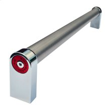 Handle Kit w/ two Red Medallions for Panel-Ready Dishwasher