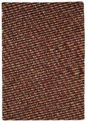 Pebbles Cranberry Hand Knotted Rugs