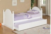 Twin Bed W/ Trundle Product Image