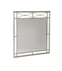 Metal Accent Mirror