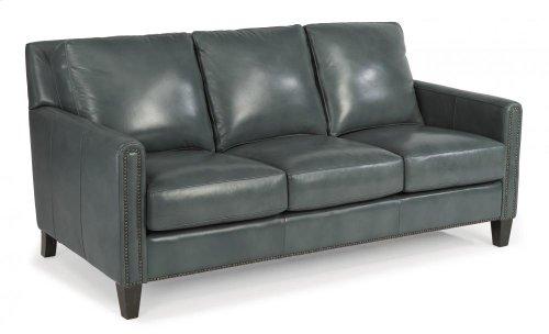 Reuben Leather or Fabric Sofa