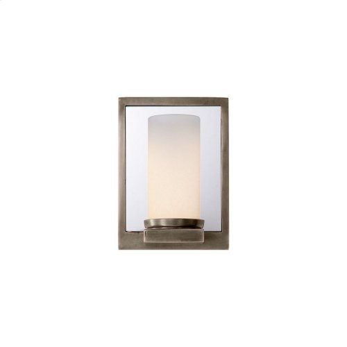 Visual Comfort S2152AN-FG Studio Mesa 1 Light 5 inch Antique Nickel Decorative Wall Light