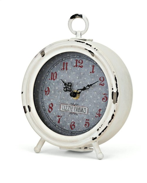 TY Berry Patch Desk Clock