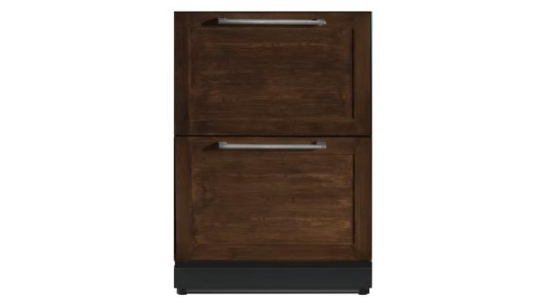 24 inch Under-counter Double Drawer Refrigerator T24UR800DP