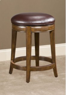 "24"" Swivel Counter Stool"