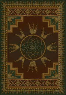 Genesis Dream Catcher Lodge Rugs