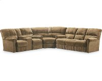 Griffin Reclining Sectional Product Image