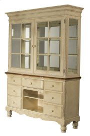 Wilshire Buffet and Hutch - Antique White Product Image