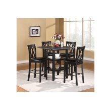 5-Piece Pack Counter Height Set