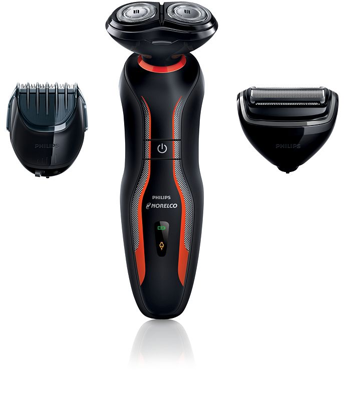 Click&Style Philips Norelco shave, groom & style