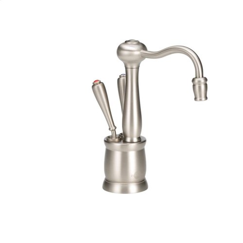 Indulge Antique Hot/Cool Faucet (F-HC2200-Satin Nickel)
