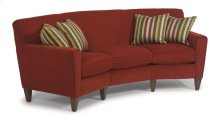 Digby Fabric Conversation Sofa