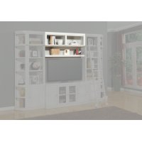 Boca 56 in. Bookcase Bridge, Shelf and Back panel Product Image