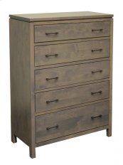 5 Drawer Master Chest