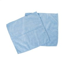 Stainless Steel Polishing Cloth - 2pk