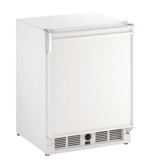 "Marine Series 21"" Marine Combo® Model With White Solid Finish and Field Reversible Door Swing (115 Volts / 60 Hz)"