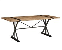 Kettle Truss & Strap Dining Table