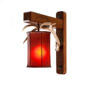 Western Traditions - Elk River Wall Sconce Product Image