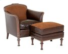 Ludon Chair & Ottoman Product Image