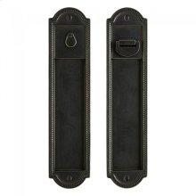 Pocket Door Lock - FP025 Silicon Bronze Brushed