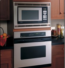 """27"""" Trim Kit for 1.6 Cu. Foot Countertop Microwave Models - Stainless"""