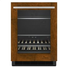 "Panel-Ready 24"" Under Counter Beverage Center"
