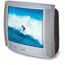 27i Color TV w/remote cont + DBX stereo
