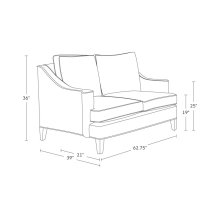 14205 Loveseat