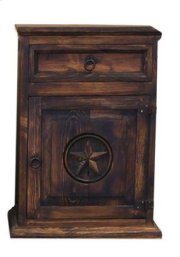 Medio Nightstand W/Star Right Product Image