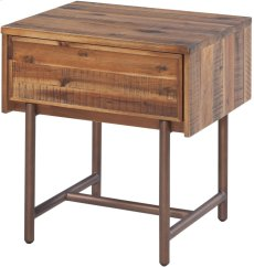 Bushwick Wooden Nightstand Product Image