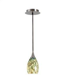 Medici - 1 Light Mini Pendant