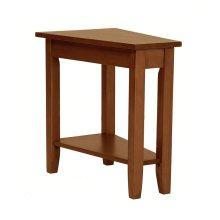 Angled End Table