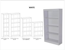 4 Shelf Bookcase