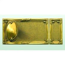 Rim Lock Regency Style