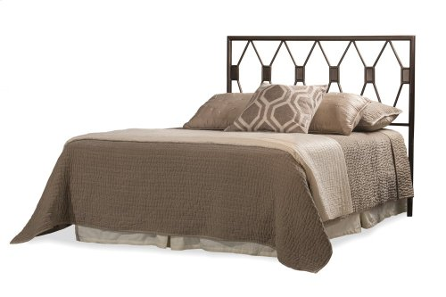 Tripoli King Metal Headboard or Footboard (black Pewter)