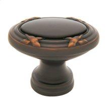 Venetian Bronze Oval Edinburgh Knob