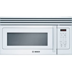 "BOSCH30"" Over-the-Range Microwave 300 Series - White HMV3021U"