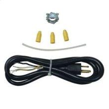 3-Prong Dishwasher Power Cord Kit