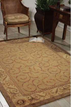SOMERSET ST02 MEA RECTANGLE RUG 3'6'' x 5'6''
