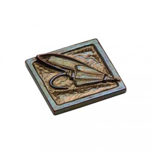 Wet Fly, Left - TT802 Bronze Dark Lustre