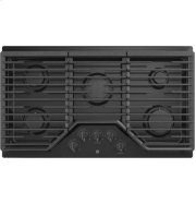 "GE® 36"" Built-In Gas Cooktop Product Image"