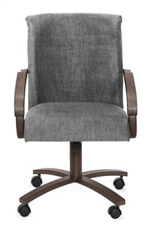 Chair Bucket: Rolled Arm