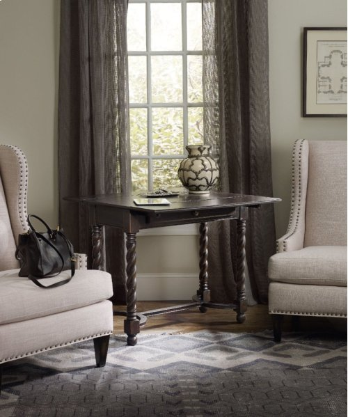 Treviso Flip-Top Accent Table