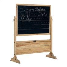 Wheat Homeroom Chalkboard