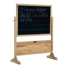 Wheat Homeroom Chalkboard