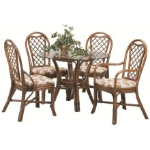 Trellis Round Dining Room Set